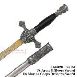Espada 88cm HK8320 do oficial do Corpo dos Marines da espada dos oficiais do exército dos EUA nós