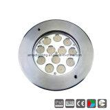 lampada subacquea del raggruppamento di colore LED di 36W DC24V RGB&Single