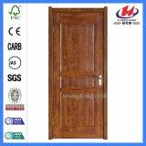 MDFのパネルの星のプラスチック積層物内部PVC木ドア