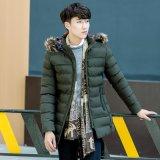 Comercio al por mayor de estilo largo invierno hombres acolchado chalecos para ropa