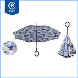 Inside-out складчатость для обратного Customed пользы автомобиля личного/перевернутого зонтика с