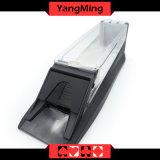 Macau는 부지깽이 카지노 칩 지적인 상인 단화 (YM-DS06)에 할당했다 8개의 갑판 트럼프패를 위한 지적인 상인 단화를