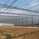 알제리아를 위한 강철 구조물 작업장