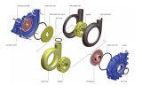 Lista de partes compatible con las piezas de goma mojadas bomba de la mezcla de Warman
