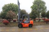 hydraulischer Dieselgabelstapler 2.5tons mit 3m der anhebenden Höhe