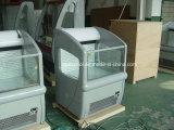 Supermercado comercial abra Vídeo frigorífico/Arrefecedores vitrina de exposição de Alta Qualidade/impulso de cortina de ar exibir frigorífico