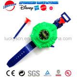 Vigilanza del giocattolo con il giocattolo di plastica dei missili del pollone per la promozione del capretto