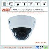Resistente al agua Mayorista de Seguridad CCTV domo de infrarrojos Cámara IP de vídeo de la red