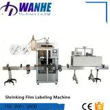 Machine à étiquettes 2017 de rétrécissement automatique avec la bande de conveyeur