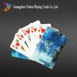 De reclame van de Speelkaarten van Kaarten met het Embleem van de Douane
