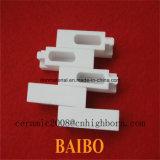 Ajuste de blancos personalizado Al2O3 de piezas de cerámica