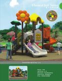 아이를 위한 옥외 운동 장비 공원 활주