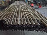 Haute qualité 201 tube soudés en acier inoxydable pour le mobilier Table