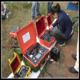 Tiefes Wasser-Detektor, geothermischer Detektor, tiefe Tiefbauerforschung, Geophysik vorübergehendes elektromagnetisches Exporlation Tem Gerät