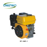 Бензиновый двигатель Bt-168f-1 для водяной помпы 6.5HP 196cc