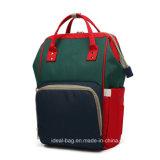 Enorme capacidad de la Madre de la bolsa de pañales de bebé pañales de tela Bolso mochila de viaje