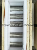 高品質の密度の17.5g/Ccによって焼結させるタングステンの合金の管