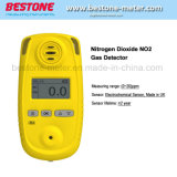 Monitor portátil de gas de dióxido de nitrógeno NO2 Detector de Gas Sensor de Reino Unido Sano2