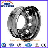 Aluminiumfelge des rad-22.5X11.75 für Gummireifen-Größe: 385/55 R22.5