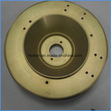 OEM die van uitstekende kwaliteit CNC giet die de Kant van het Schild van het Eind van Delen machinaal bewerkt