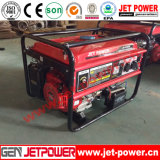 Treibstoff-Generator des Benzin-5kw des Generator-4-Stroke des Motor-5kVA