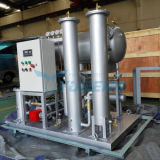 Machine en ligne de nettoyage de coalescence de vide de pétrole de turbine