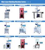 Impresora ULTRAVIOLETA perfecta del grabado de la marca del laser del laser para los no metales y los metales