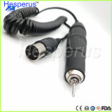 치과 마라톤 N3 N7 N2 Hesperus를 위한 호환성 Micromotor Handpiece 고속 35000rpm 모터