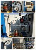 ワームギヤのためのY3150Kギヤ歯切り工具で切る機械