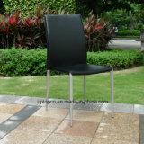 金属のファースト・フード店街の椅子の革(SP-LC222)