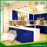 Armadio da cucina di legno/strati laminati di alta pressione Board/HPL