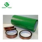 2 Mil-grüne Puder-Beschichtung-selbsthaftendes Kreppband - Hochtemperatur