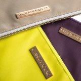 A fábrica da venda por atacado do produto 2017 novo fêz a alta qualidade para o saco do Zipper do plutônio da promoção como o presente com logotipo do metal