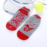 China-kundenspezifischer Großhandelshersteller-Preis für Trampoline-Griff-Socken