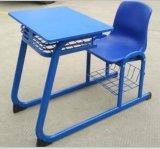 Mobiliário de plástico para crianças em sala de aula horas defina com cadeira de PP