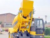 De kleine Machine van de Concrete Mixer met Pomp, de Vrachtwagen van de Concrete Mixer
