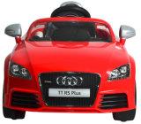 Conduite autorisée par RS d'Audi TTT sur le jouet de véhicule à télécommande