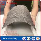 tegel van de Muur van de Textuur van 600X300mm de Dunne Flexibele Wevende Ceramische