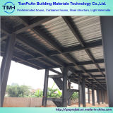 Almacén de la estructura de acero con el fabricante profesional