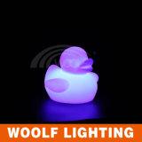 Indicatore luminoso della mobilia della lampada LED della Tabella dell'anatra del LED