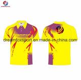 Dreamfox font au dri de vos propres de modèle hommes de vêtements de sport la chemise de polo en bonne santé