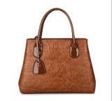 Saco de mão de couro das bolsas do plutônio do saco das mulheres do saco das senhoras (WDL0852)