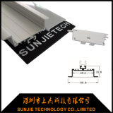 Vertieftes eingehangenes Aluminium-LED-helles Profil mit 37mm Ineternal der Breite