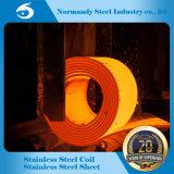 Bobine laminée à chaud de l'acier inoxydable 202 d'approvisionnement de moulin