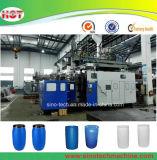 250 litres en plastique bleu Machine de moulage par soufflage du fourreau /extrusion plastique Machine de moulage par soufflage