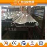 上10のアルミニウム製造者のアルミニウムプロフィールの圧延シャッター