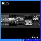 P2.97mm ângulo de visão amplo visor de parede LED RGB
