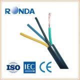 3 sqmm flexível do cabo elétrico 6 do núcleo