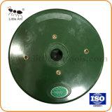 8/10インチの緑の樹脂の結束のダイヤモンドの巨大な自動磨く機械の磨く版磨くディスク