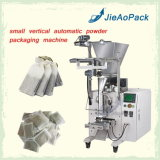 Popular Vertical Automatic Powder Packing Factory Machine in Clouded (JA-388FS)